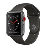 Apple Watch S3 38mm Cellular Aluminum