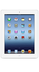 Apple iPad 3 with WiFi + Cellular 32GB White