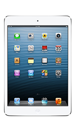 Apple iPad Mini with Wi-Fi + Cellular 16GB White